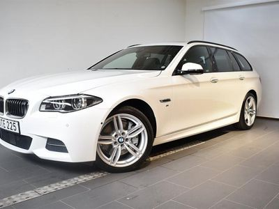 begagnad BMW 530 d xDrive Touring Innovation Edition