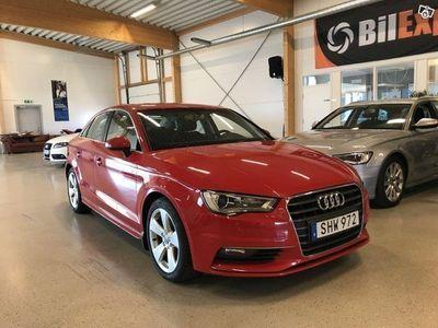begagnad Audi A3 2,0 TDI 150HK EU6 SPORT SEDAN SVENSKSÅLD