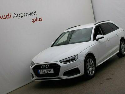 begagnad Audi A4 Avant g-tron