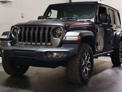 begagnad Jeep Wrangler Unlimited Rubicon 2.0 272hk 4WD