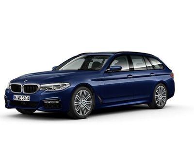 brugt BMW 540 i xDrive / Innovation Edition / Komfortstolar / Dragkrok