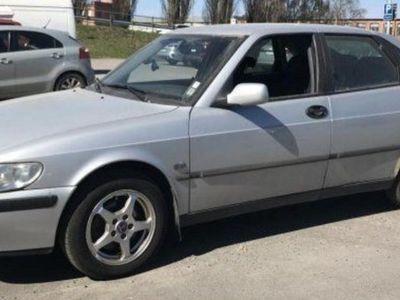 begagnad Saab 9-3 kass turbo