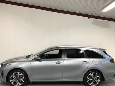 begagnad Kia cee'd GT Cee´d Sportswagon 1.0 T-GDI 2019, Halvkombi 189 900 kr