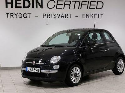 begagnad Fiat 500 1.2 Manuell, 69hk, 2015