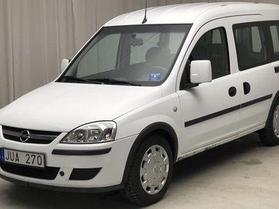 begagnad Opel Combo Tour 1.6 CNG 2009, Personbil 25 000 kr