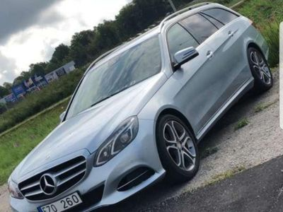 begagnad Mercedes E220 BlueTEC BlueEFFICIENCY