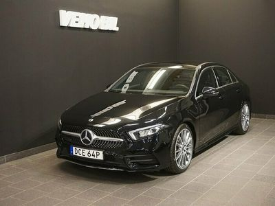 begagnad Mercedes A200 Sedan AMG Backkamera Aut Nav