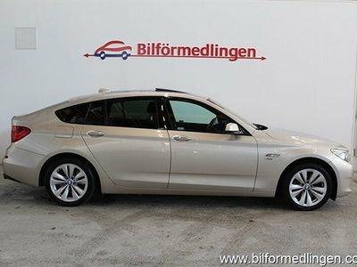 begagnad BMW 535 Gran Turismo d xDrive Navi Värmare Panorama