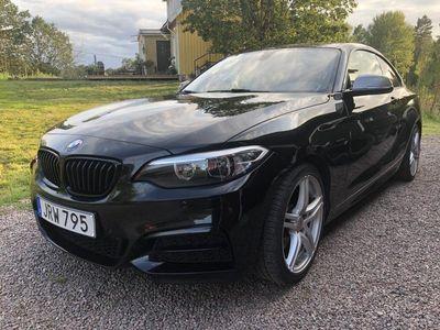 begagnad BMW M235 Coupé 374hk Euro 6