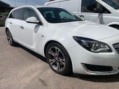 begagnad Opel Insignia Sports Tourer 2.0 CDTI Automat