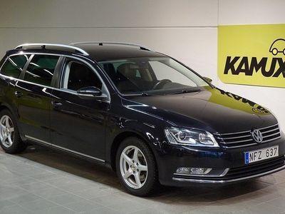 begagnad VW Passat Variant2.0 TDI Premium 2013, Kombi 159 800 kr