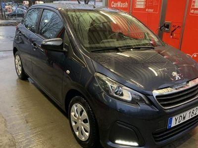 begagnad Peugeot 108 5-dörrar 1.0 Vti pure tech 5 dr