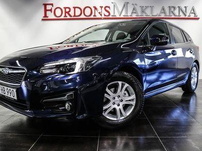 begagnad Subaru Impreza 2,0 ACTIVE AUT 4WD VINTERHJUL