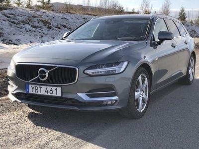 begagnad Volvo V90 D5 AWD