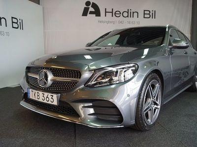 begagnad Mercedes C200 C BenzKombi AMG Paket Premium paket Kombi paket -2019 2019, Personbil 369 900 kr