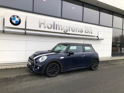 begagnad Mini Cooper S 3d Chili Jcw-Paket LED