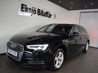 begagnad Audi A4 Avant 2.0 TDI Sport Edition Ränta 1,95% Euro 6