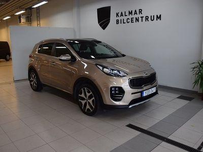 begagnad Kia Sportage 2.0 CRDi AWD Automat Euro 6 184h -16