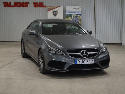 begagnad Mercedes E250 Coupé 7G-Tronic Plus AMG Sport Euro 6 211hk