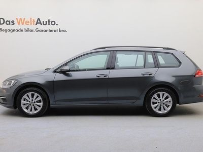 begagnad VW Golf Sportscombi TSI115/Drag/App-Connect Kombi