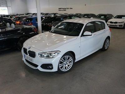 begagnad BMW 118 d xDrive 5d LCI M-Sport LED PDC