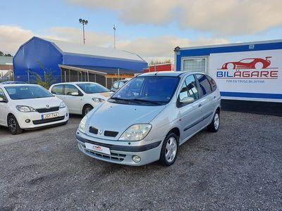 begagnad Renault Scénic 1.6 Authentique 107hk M-VÄRMARE NYSERVAD