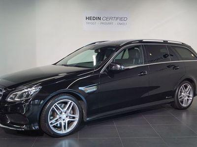 begagnad Mercedes 350 - Benz E - KLASSBluetec 4 Matic Kombi AMG Paket / Dieselvärmare mm - 14