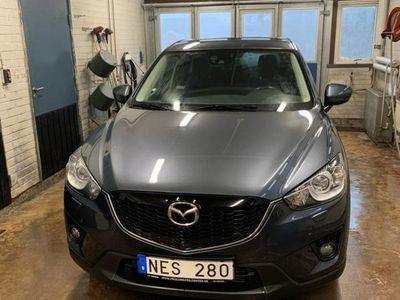 begagnad Mazda CX-5 2.2De Skyactive Advace Plus