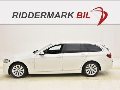 begagnad BMW 520 d xDrive 190hk Euro6 Skinn Drag LED PDC