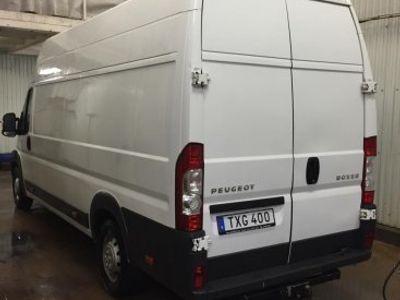 begagnad Peugeot Boxer 3,0 CDi Drag L3 H3 -14