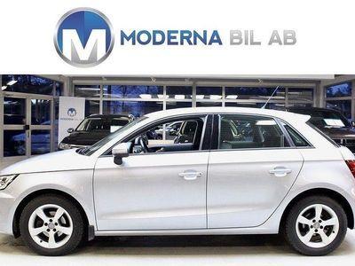 begagnad Audi A1 1.0 TFSI EU6 95HK 0.42L/MIL