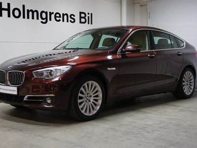 begagnad BMW 520 Gran Turismo d Luxury Line | Navi | Drag