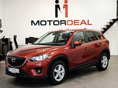 begagnad Mazda CX-5 2.2/SKYACTIV-D/Euro 6/Navi/2,22% Ränta