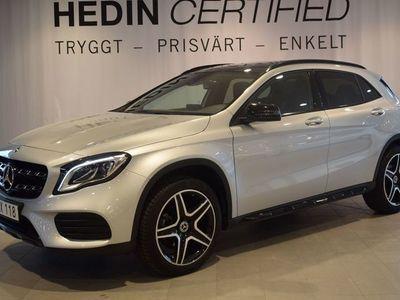 brugt Mercedes GLA200 // NAV // AMG // DRAG // NIGHTPACKAGE