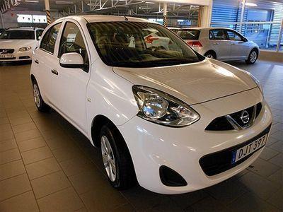 begagnad Nissan Micra 1,2