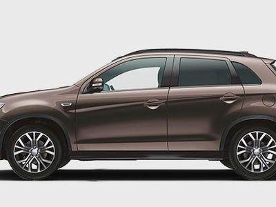 begagnad Mitsubishi ASX 1.6 2WD Limited Panorama Xenon