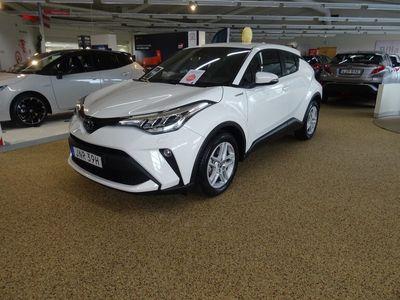 begagnad Toyota C-HR /Bränsle 3.000kr/ 1.8 Elhybrid Active Aut