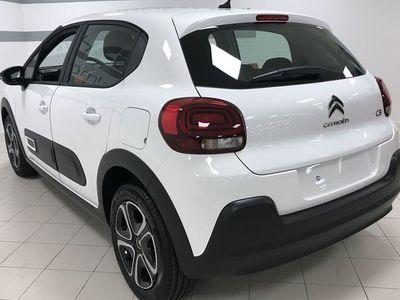 begagnad Citroën C3 NYA C3 PT82 FEEL