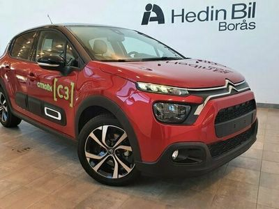begagnad Citroën C3 Shine Exclusive Navi Backkamera 2020, Kombi Pris 154 900 kr