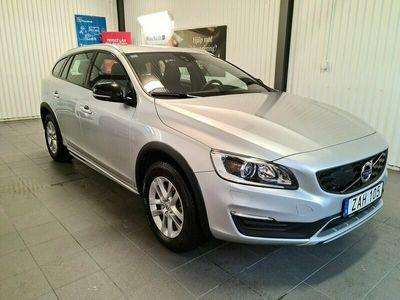 begagnad Volvo V60 CC D4 AWD Momentum Plus Classic Euro 6