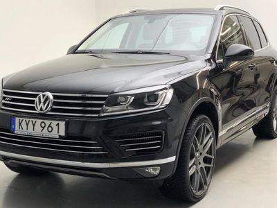 begagnad VW Touareg 3.0 TDI BlueMotion Technology