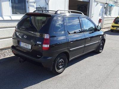 begagnad Hyundai Matrix CRDI