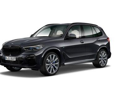 begagnad BMW X5 M50d Innovation Travel Värmare Nightvision