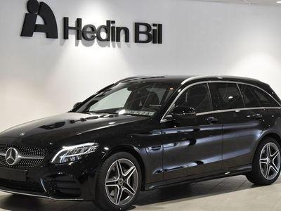 used Mercedes C220 220 d // DEMO // Backkamera // AMG-Line // Dragkrok
