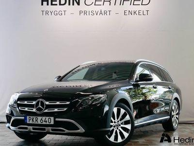 begagnad Mercedes E220 4MATIC All Terrain // V-hjul & Värmare //