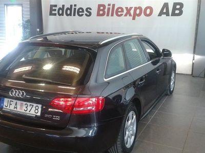 begagnad Audi A4 AVANT 2.0 TDI Q 170 hk