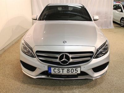 begagnad Mercedes C220 CDI