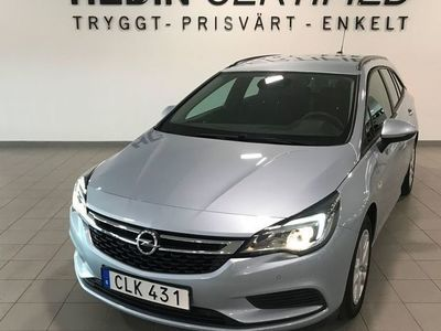 used Opel Astra Sports Tourer 1.4