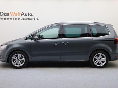 begagnad VW Sharan TDI184 DSG 4M GT Premium Värmare