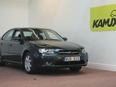 begagnad Subaru Legacy 2.5 4WD Aut Nya S&V Hjul Nyserved